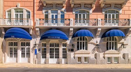Hotel céntrico Lisboa