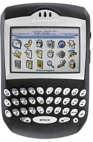 Blackberry, una histórica en problemas: imagen de la semana