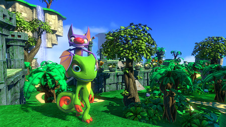 Yooka-Laylee nos sigue deleitando con sus colores y gameplay con un nuevo video