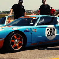 Video: el Ford GT que alcanza gloriosos 473 km/h en el Texas Mile