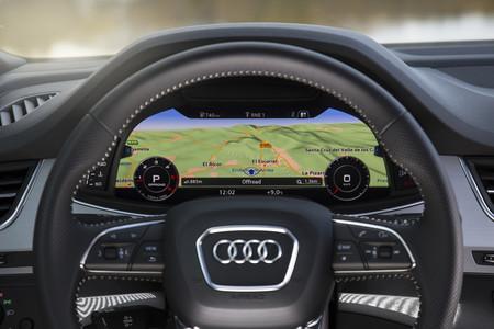 Audi Q7 Audi Virtual Cockpit