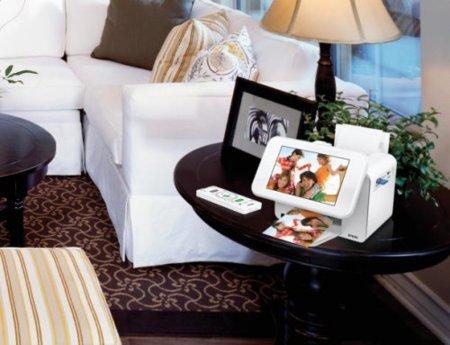 Epson PictureMate Show, nuevo intento de impresora y marco digital todo en uno