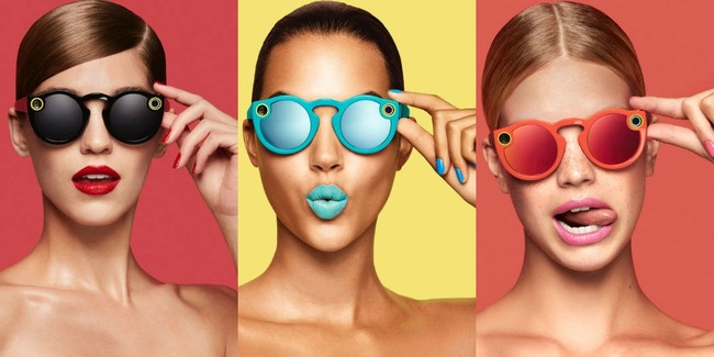 Snap Inc Spectacles