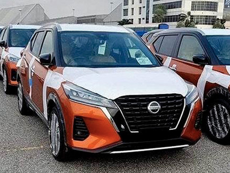 Nissan Kicks 2021 Facelift 4