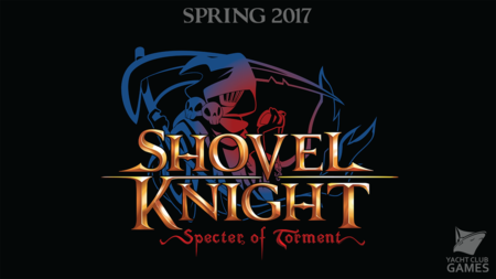 Shovel Knight recibirá en 2017 la expansión gratuita Specter of Torment [TGA 2016]