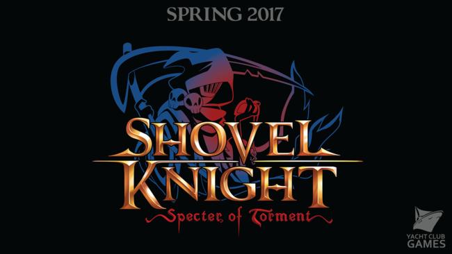 Shovel Knight Specter Of Torment