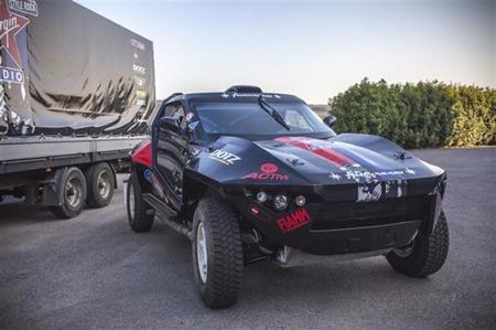 Curiosidades en Competición: Fornasari Racing Buggy