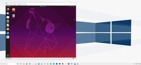 Esta es la forma más rápida y sencilla de crear una máquina virtual con Ubuntu dentro de Windows 10