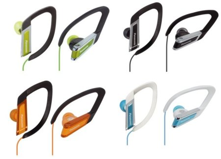 Panasonic también tiene auriculares deportivos para ti