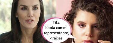 La reina Letizia mueve ficha: levanta el teléfono, pone fina a Carla Vigo y frena sus apariciones en Telecinco