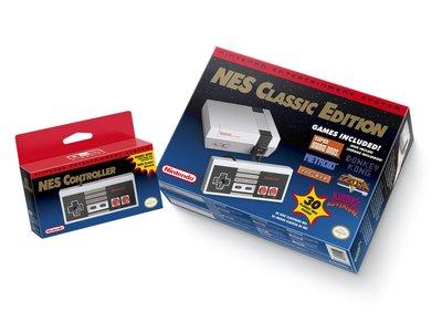 Nintendo no ha detenido la producción de la NES Classic Edition