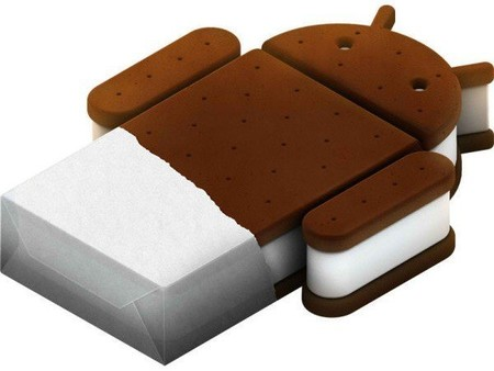Android Ice Cream Sandwhich