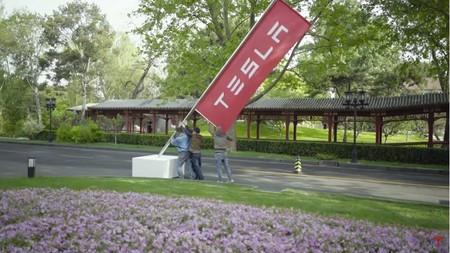 Tesla Bandera