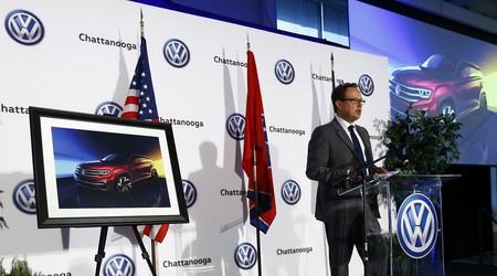 Volkswagen Atlas 5 Pasajeros 4