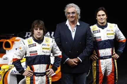 Renault presentará el R29 en el circuito del Algarve