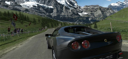 E3 2007: 'Gran Turismo 5 Prologue' llegará este año a la PlayStation Network