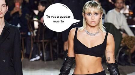 Miley Cyrus, completamente desnuda en un ataúd, con un objetivo especial