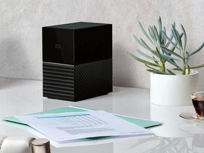 El nuevo disco duro externo de Western Digital es un monstruo de hasta 20TB RAID, el más grande en su tipo