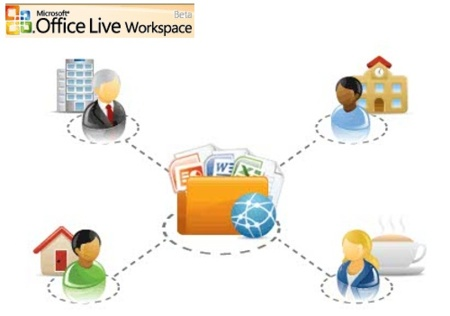 Disponible la nueva versión Beta Office Live Workspace