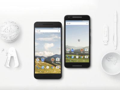 Ofertas en Google Store: Nexus 5X desde 349€, Nexus 6P desde 499€ y fundas con el 50% de descuento
