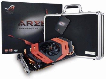 Asus ROG Ares, la gráfica más potente del mercado