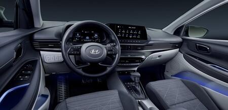 Hyundai Bayon Interior 1