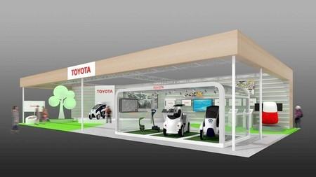 Toyota Smart City en el Salón de Tokio