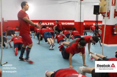 Asistimos a Real World Athletes de Reebok: entre Crossfit y bomberos