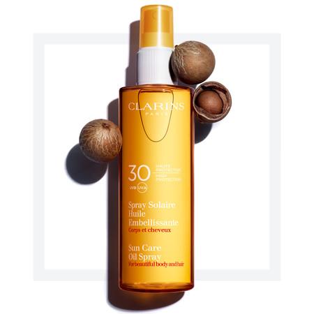 Clarins Sunscreen Care Oil Spray Spf30 C040202042