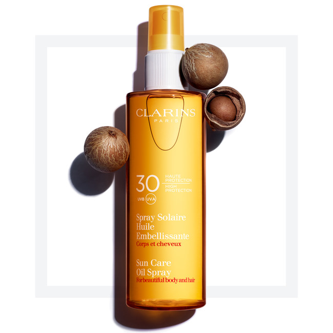 Clarins Sunscreen Care Oil Spray Spf30 C040202042