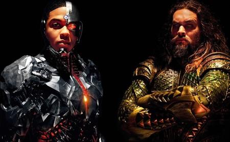 Jason Momoa y Ray Fisher confirman dos teorías de los fans sobre Aquaman y Cyborg
