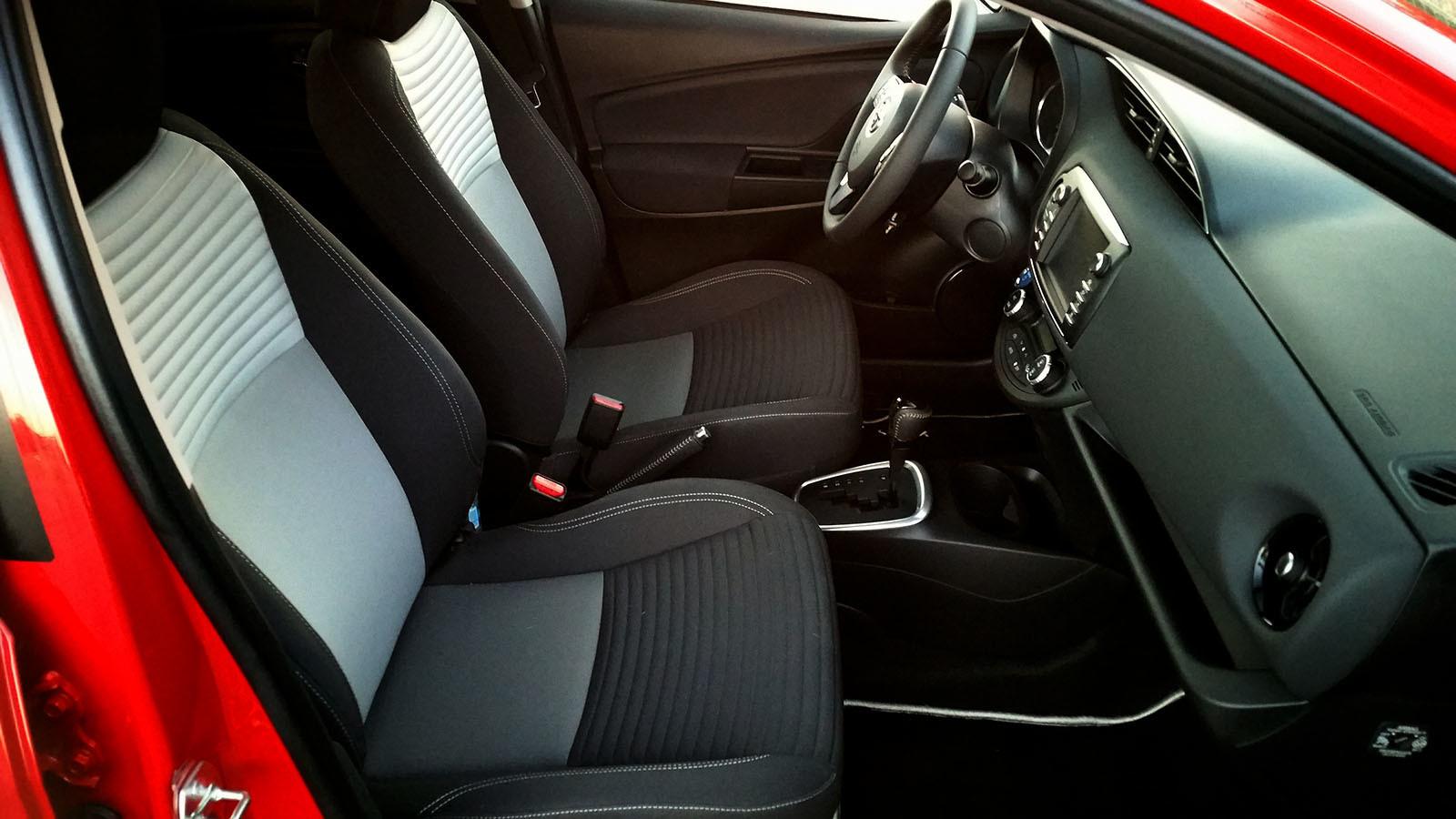Foto de Pasamos unos días con el Toyota Yaris hybrid-Interiores (7/26)