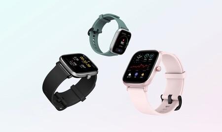 Amazfit GTS 2 mini: el nuevo reloj llega con un diseño más reducido y ligero, 14 días de autonomía y por 90 euros al cambio