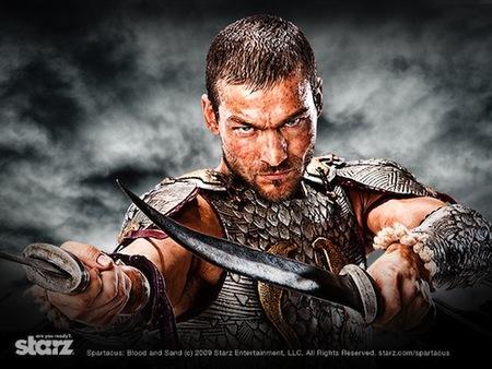 'Spartacus', violencia, sexo y efectos digitales