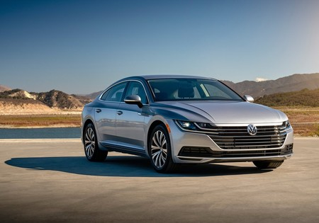 Volkswagen Arteon Us Version 2019 1280 04