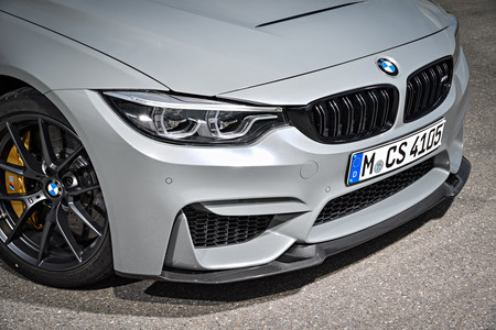 BMW M4 CS Lime Rock Grey