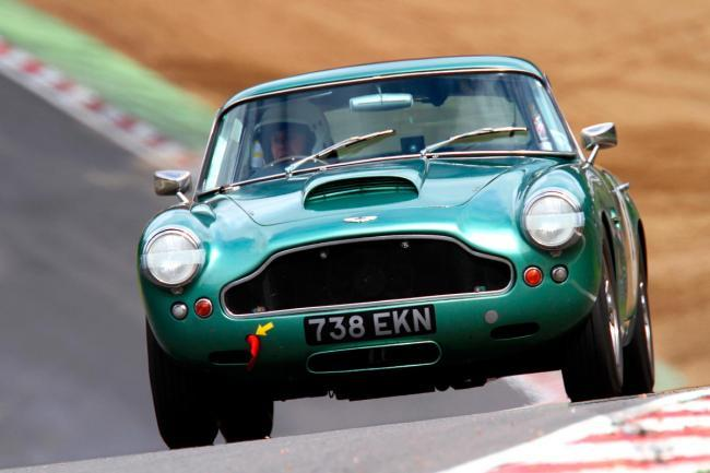 Aston Martin Brands Hatch