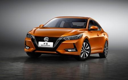 El Nissan Sentra 2020 ya está listo: se llama Sylphy y es un mini Maxima