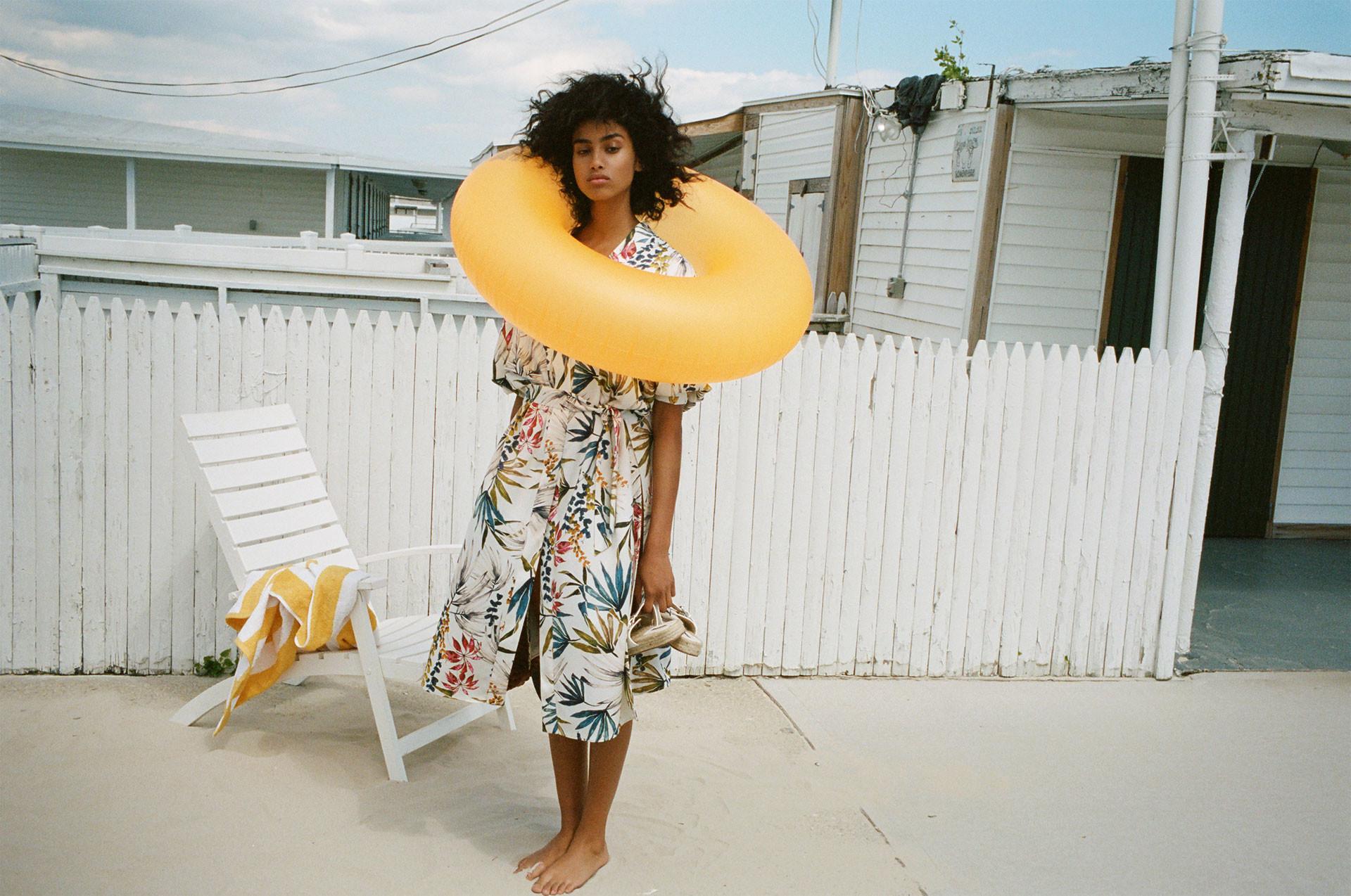 Zara 'Beach Drive'