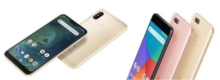 En qué se diferencian los nuevos Xiaomi Mi A2, Mi A2 Lite y el Xiaomi Mi A1