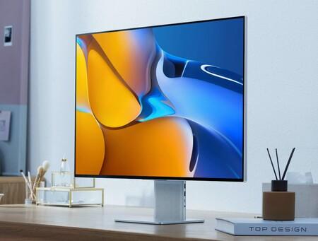 Huawei MateView y MateView GT: el gran salto de Huawei en pantallas llega para dos monitores externos de refinado diseño