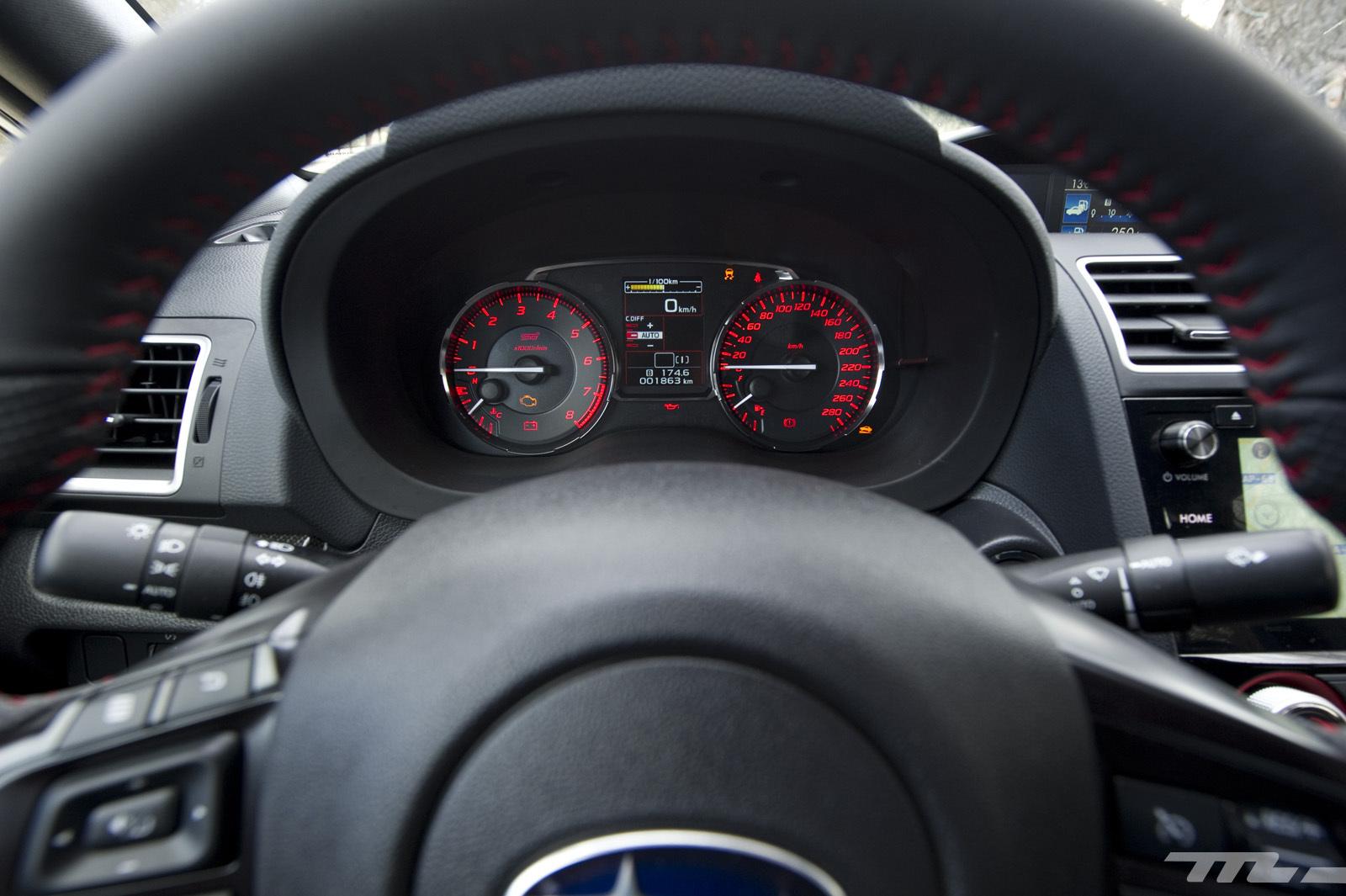Foto de Subaru WRX STi, prueba (23/28)