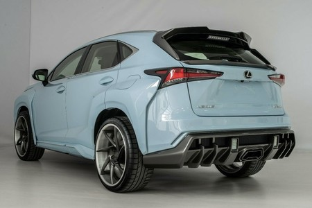 Lexus RX y NX by SCL Global Concept