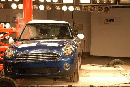 Mini en EuroNCAP