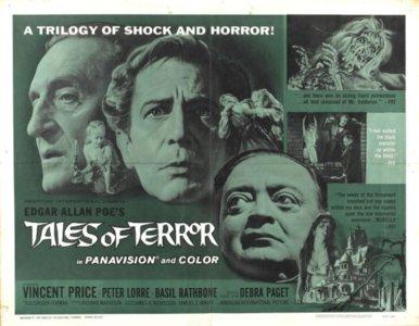 Roger Corman/Edgar Allan Poe: 'Historias de terror'