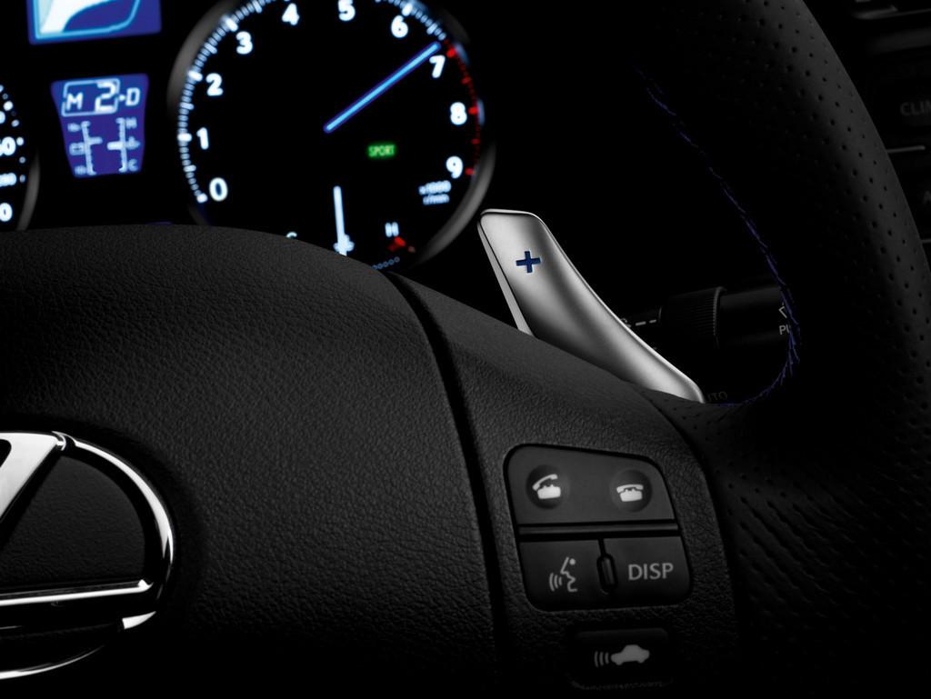 Foto de Lexus IS-F (34/111)