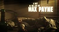 Max Payne también limpia los cristales de su casa y 'A Day in the Life of Max Payne', el corto, lo demuestra