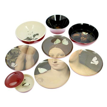 Objetos de deseo; arte en la mesa con el menaje de Ibride para el Museo Thyssen