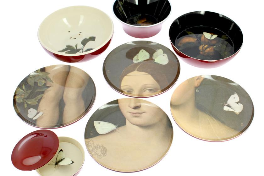 Objetos de deseo; arte en la mesa con el menaje de Ibride para el Museo Thyssen thumbnail