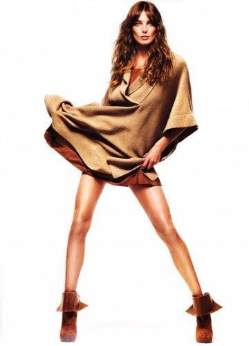 HM, nueva campaña Otoño-Invierno 2010/2011 con Daria Werbowy II
